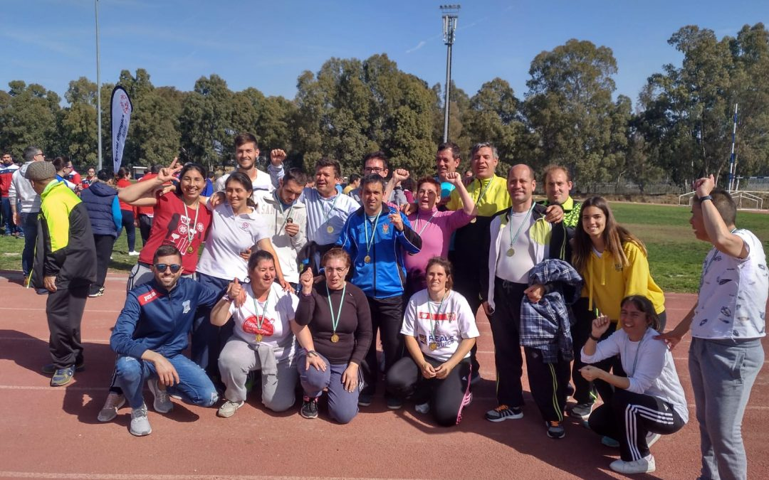 XX Jornada de Atletismo de Special Olympics Andalucía