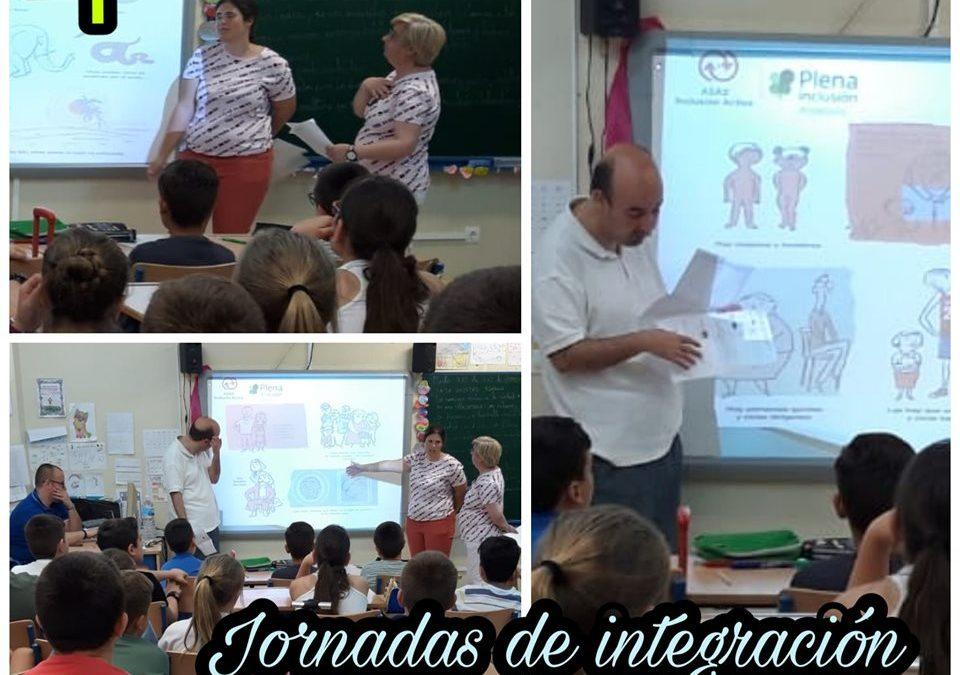 Visita al CEIP José Varela de Dos Hermanas