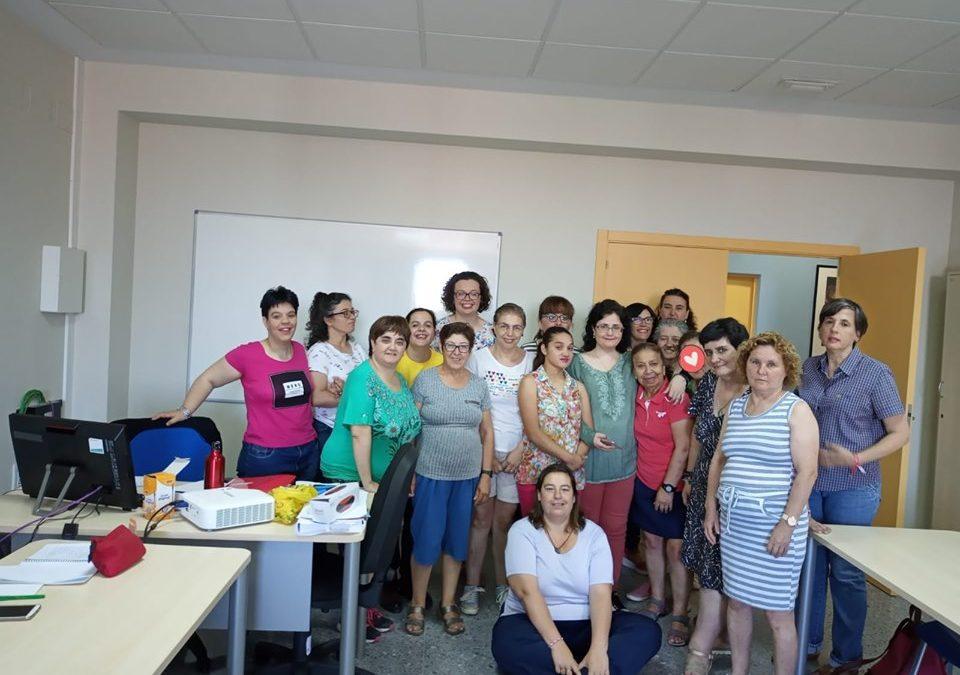 Taller de Cuidado Personal, Autoestima y Buenas Relaciones para Mujeres con Discapacidad Intelectual
