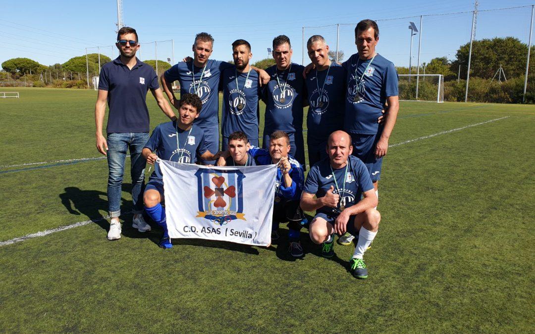 Campeonato de Andalucía Fútbol Sala FANDDI