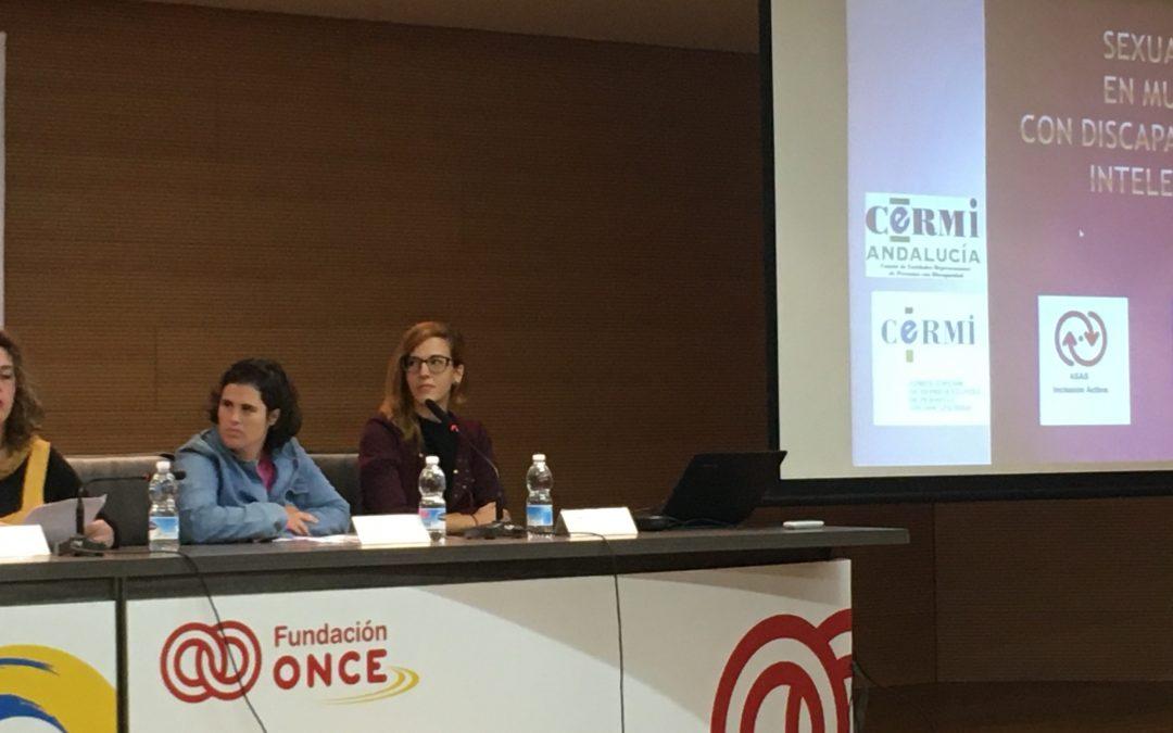Jornadas Comisión de Mujeres de CERMI Andalucía