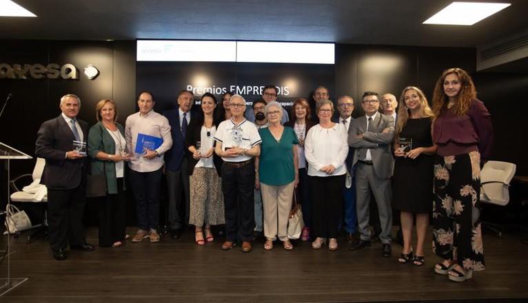 Premio EMPRENDIS para ASAS Inclusión Activa