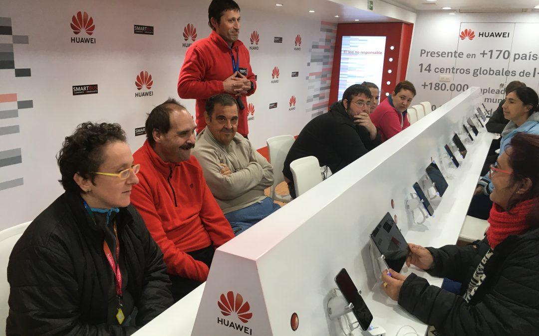 Visita SmartBus de Huawei