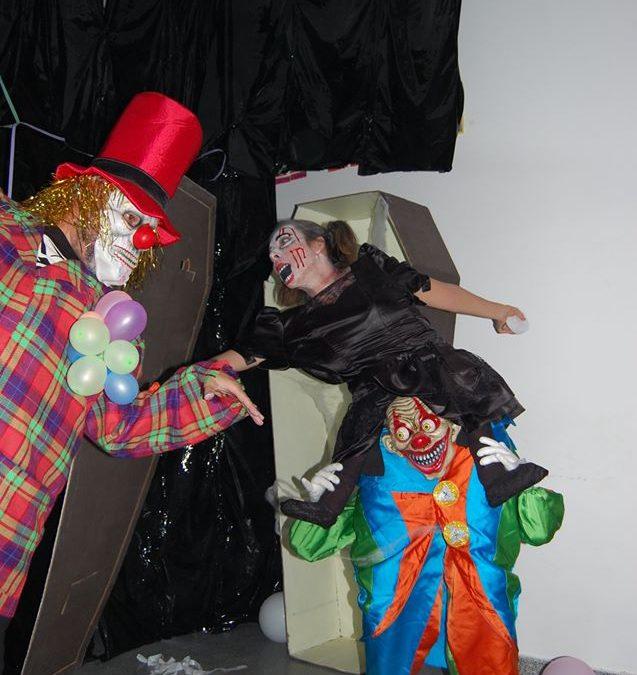 Halloween 2019: «El Circo de los Horrores»