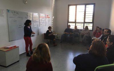 Formación Continua de trabajadores de ASAS Inclusión Activa