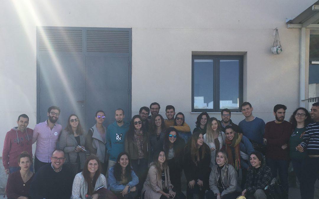 Visita Máster Psicología General Sanitaria Loyola