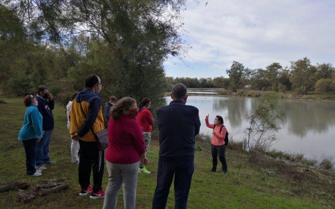 Visita a la Laguna de Fuente del Rey
