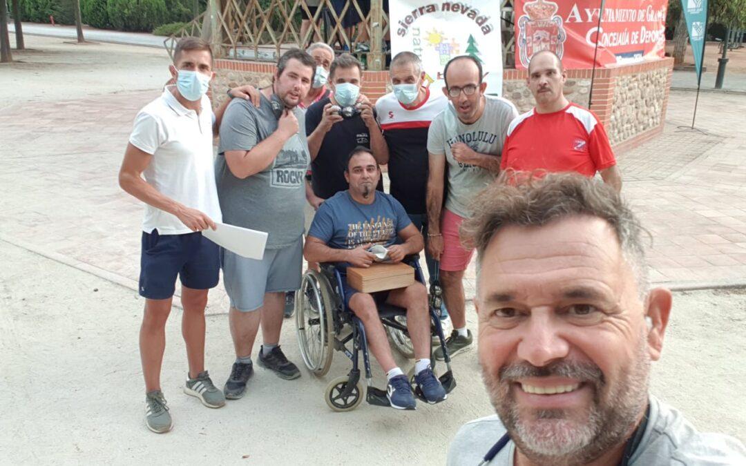 Campeonato de Andalucía de Petanca
